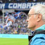 Ranieri-Sampdoria