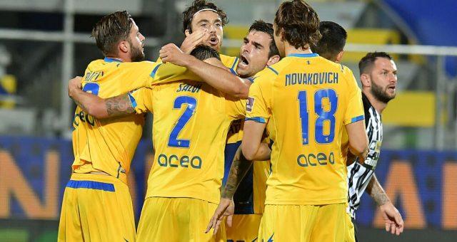 Frosinone-squadra
