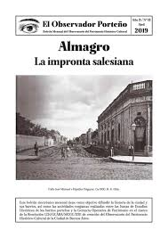 Almagro – Buenos Aires Historia