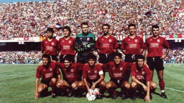 Salernitana 90-91