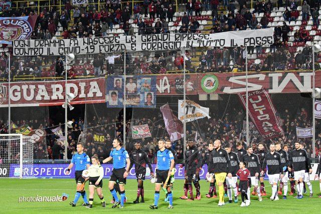 Salernitana-Venezia 2-0 (Foto US Salernitana 1919)
